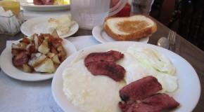 The Waysider – Bama' Breakfast…