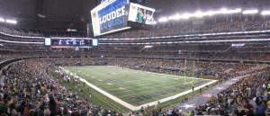 Cowboy Stadium Wide