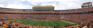 Neyland Stadium Wide