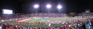 New Mexico Univeristy Stadium Wide