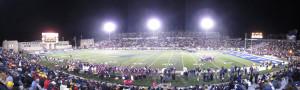 Glass Bowl Stadium Wide