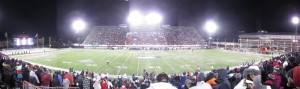 Huskie Stadium Wide
