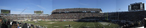 Spartan Stadium Wide
