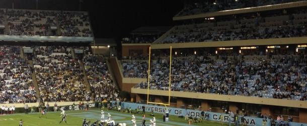 North Carolina vs Georgia Tech – Tarheels take the sting out of the Yellow Jackets…