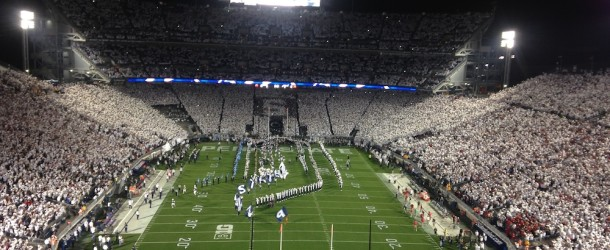 Penn State vs Ohio State – Nittany Lions drop a barnburner to the Buckeyes…
