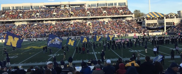 Navy vs Georgia Southern – Middies march over the Eagles…
