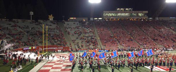 Fresno State vs UNLV – Bulldogs take a bite out of the Runnin' Rebels…