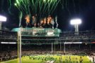 Boston College vs Notre Dame – Irish fight off the fumbles in frigid Fenway…